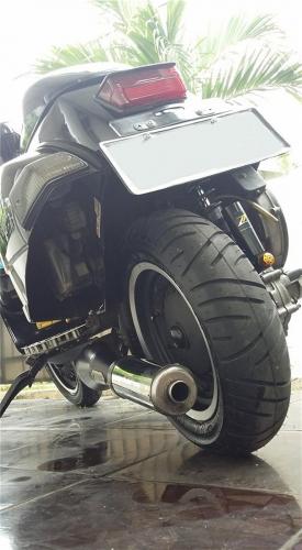 Llanta neumáticos anchos tubeless SIP para Vespa 125 GT -TS/ 150