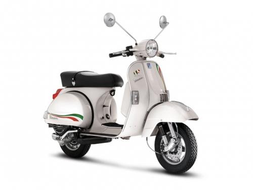 KIT PEGATINAS VESPA PX2011/2012 ITALIA