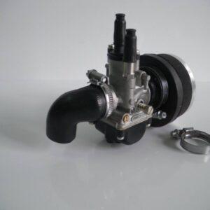Kit Carburacion 125/ 150/160 Goma Directa Con Filtro Phbg19ds