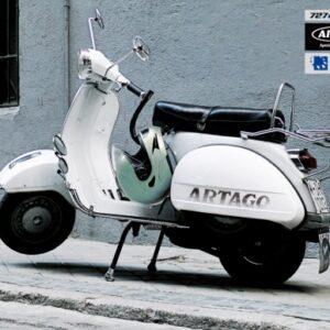 ANTIRROBO ARTAGO VESPA TODAS CLASSIC