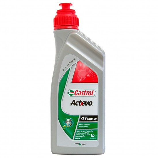 Aceite 20w50 1L Castrol