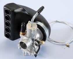 Carburador POLINI CP 21mm para Vespa 50-125/PV/ET3/PK/S /XL/XL2/