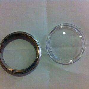 Cristal+cerco Reloj Km Vespa 50