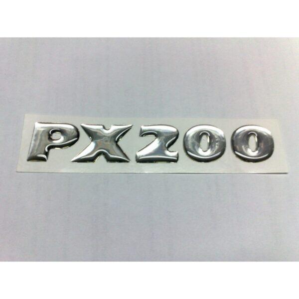 LETRERO PX200