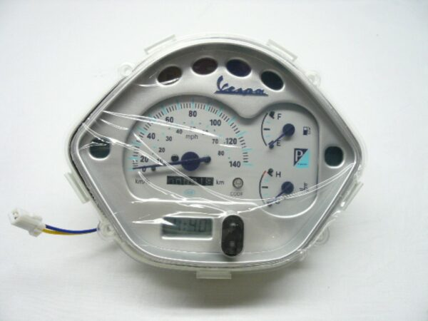 RELOJ KM VESPA GTS GT 125 200