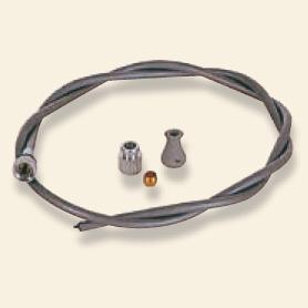 Transmision km vespa 150/160 cable fino 2,0 MM