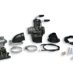 Carburación PHBH 30B Al Cárter Vespa PX 200 X360
