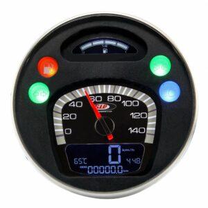 Reloj Km Temperatura revoluciones SIP 2.0 para Vespa Px Iris